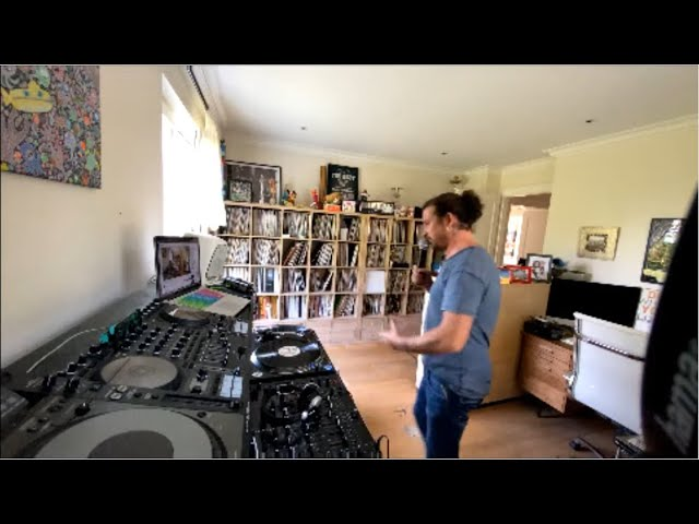 Luciano Living Room Session Part.31 (20.04.2020)
