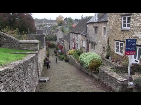 Tetbury Town In The Cotswolds Gloucestershire