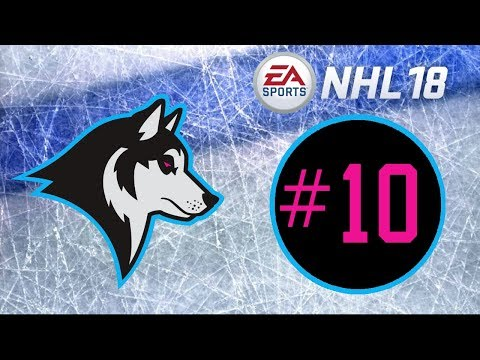 NHL 18 ~ Minneapolis Huskies Franchise Mode ~ #10 (Defensive Improvement)