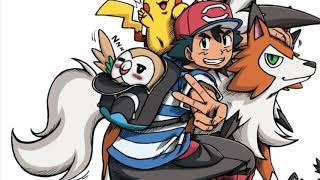 Pokémon Sun and Moon Ending 2 Nightcore