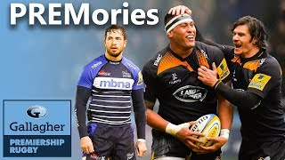 Premories  Sale Sharks V Wasps Classics  Gallagher Premiership 201920