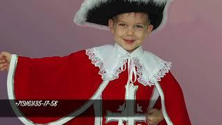 видео Детские новогодние костюмы