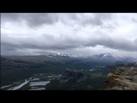 Sarek Nationalpark Schweden von Ritsem nach Kikkjokk