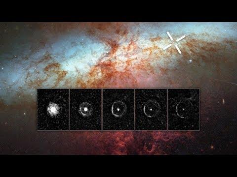 Hubble Captures Supernova's Light Echo