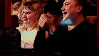 """фрагмент на телепрограмма """"юмор юмор , юмор !"""" (Россия 1 телеканал)"""