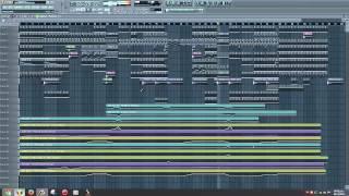 Hardwell - Spaceman (Original Mix) (Full FL Studio Remake + FLP)