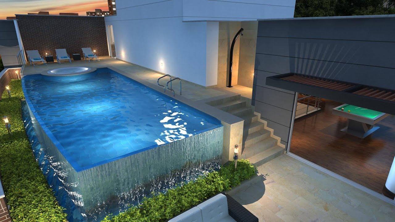Sale de la piscina - 4 10