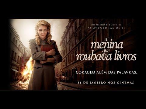 A menina que roubava livros de Markus Zusak + filme (direção de Brian Percival)