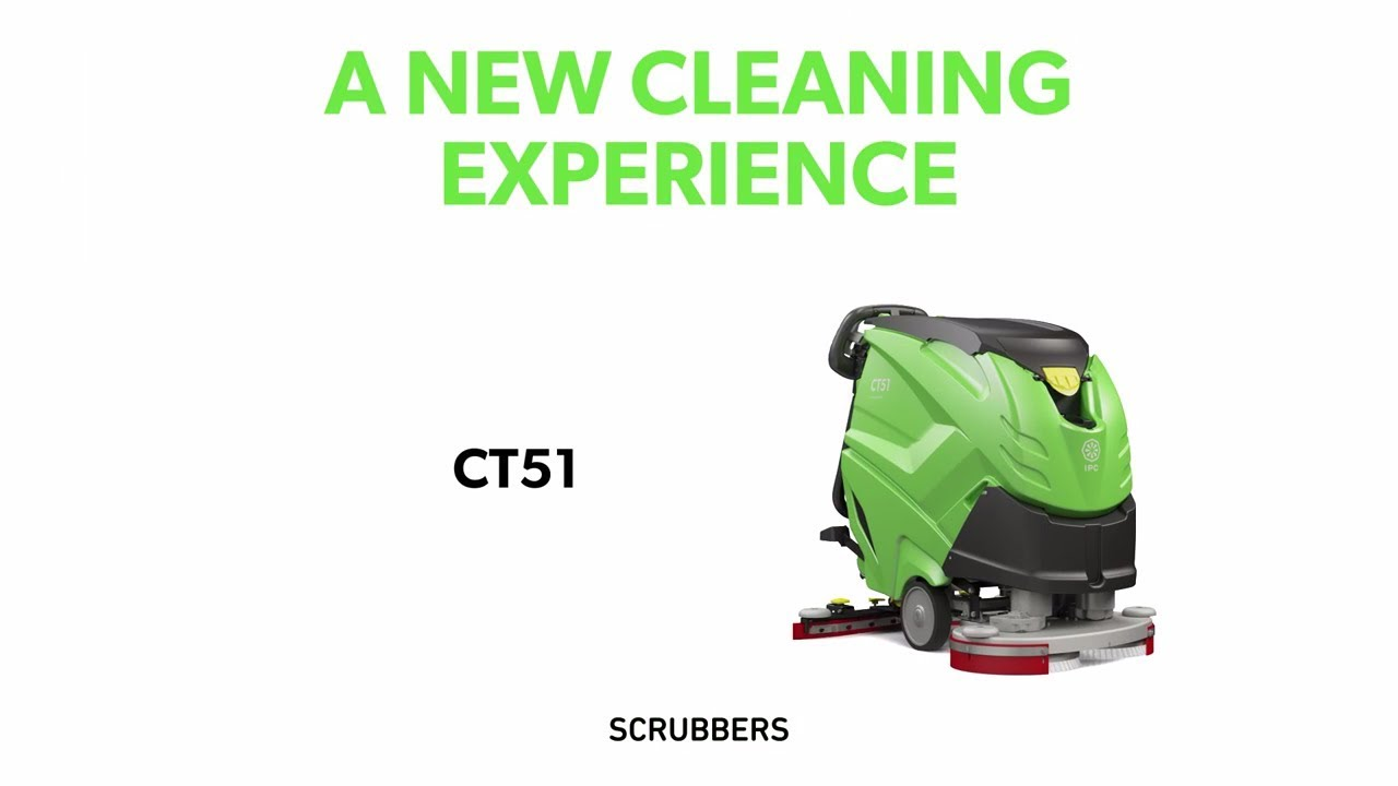 CT 51: a new cleaning experience