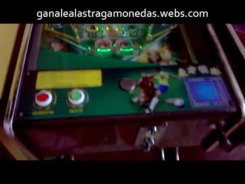 Vaciando Pinball Dispositivo Multifrecuencias