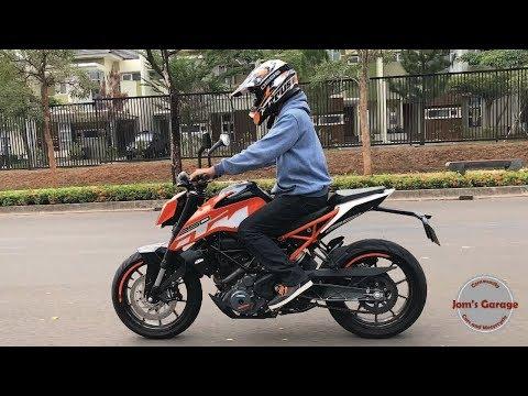Review KTM Duke 250