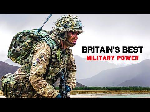 "United Kingdom Military Power - ""Britain's Best"" || Military training (2021)"