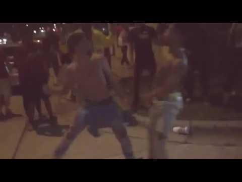 Xxxtentacion fight