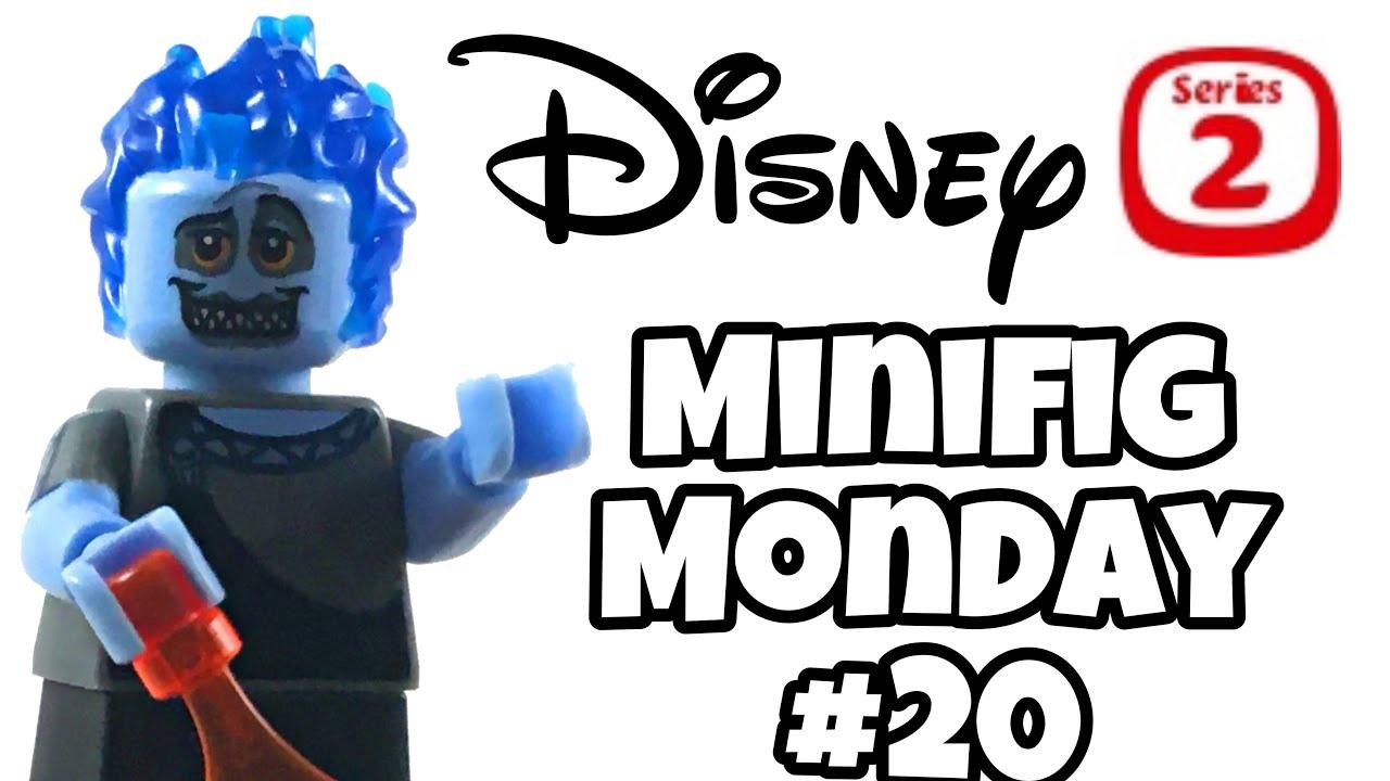 Minifig Monday Episode #20 Hades!