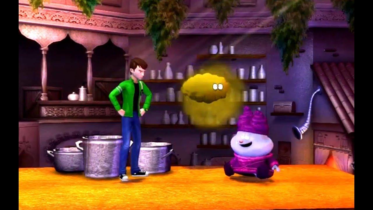 Ben 10 Meet Super Smash Bros Cartoon Network Punch Time Explosion Xbox 360 YouTube