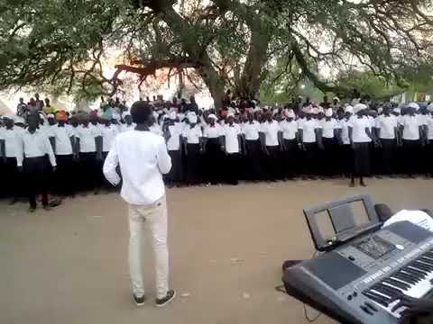 Ethiopia Evenglical church Mekane Yesus Nuer Youths. WGBS.Jekow presbytery