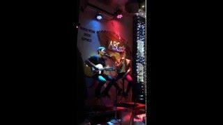 Trái tim bên lề (live) - Nguyễn Quang Đức - Guitar Acoustic - Cover - ABC cafe 06/03/2016
