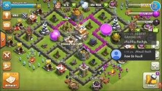 My Clash of Clans Stream #12