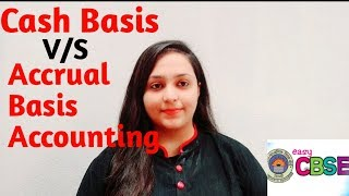 Cash Basis V/S Accrual Basis Accounting