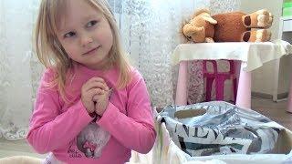 Как Тея и Алиса играли раньше! Большая коробка с сюрпризами для Алисы !!!
