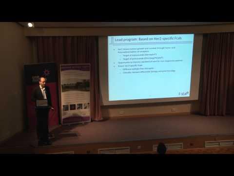 Development of Bispecific Antibodies - John Haurum, F-star