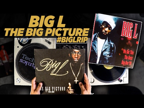 Discover Classic Samples Used On Big L's 'The Big Picture'