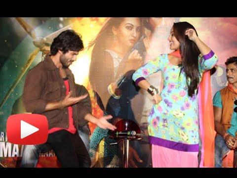 Gandi Baat Song - R...Rajkumar - Shahid Kapoor, Sonakshi Sinha Dance