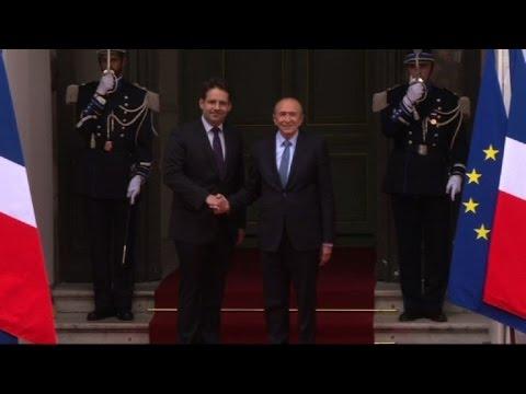 Gérard Collomb, Nommé Ministre De L'Intérieur