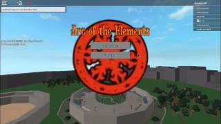 Roblox: Arc of the Elements 2 /phoenix arc