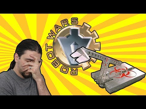 The Early Days - 1996 Robot Wars Uncut LIVE REVIEW 2000 Subscriber Special