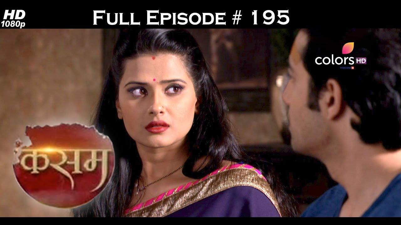 Kasam - 1st December 2016 - कसम - Full Episode (HD)