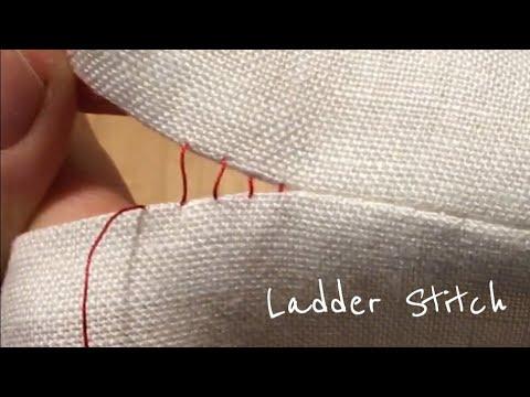 穴 縫い 方 ズボン