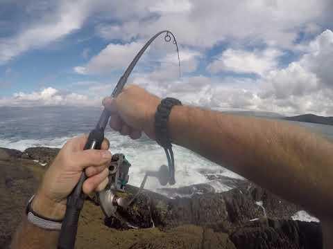 Fishing Beara Peninsula Aug 2016