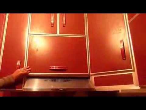 cuisine aluminium a casa - YouTube