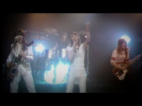 Sweet - Fever Of Love - Promo Clip (OFFICIAL)
