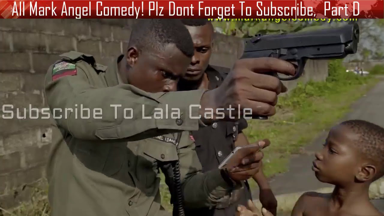 Watch All Mark Angel Funny Comedy Episode 1-140 Part D  (4Hours comedy  video Laugh Till Finish)