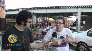 Pitchfork Music Festival 2011: Chrissy Murderbot Interview, Part 3 Of 3 (Video)
