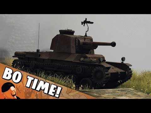 """War Thunder - Type 3 Chi-Nu """"Confusion is normal for us"""""""