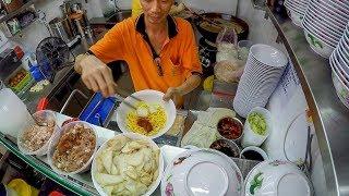 Singapore. Great Street Food in Geylang Bahru Hawker Centre