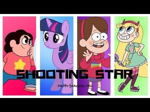 Shooting Star -- Multi-fandom MV