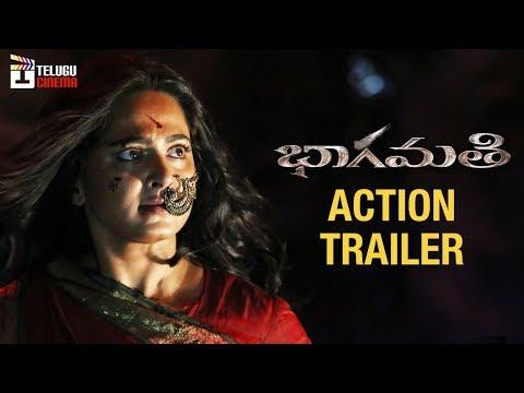 Bhaagamathie Movie ACTION TRAILER | Anushka | Thaman S | Unni Mukundan | Telugu Cinema