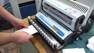 видео Печать блокнотов