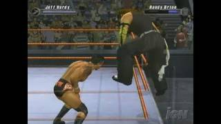 WWE SmackDown vs. Raw 2008 PlayStation 2 Gameplay - Jeff