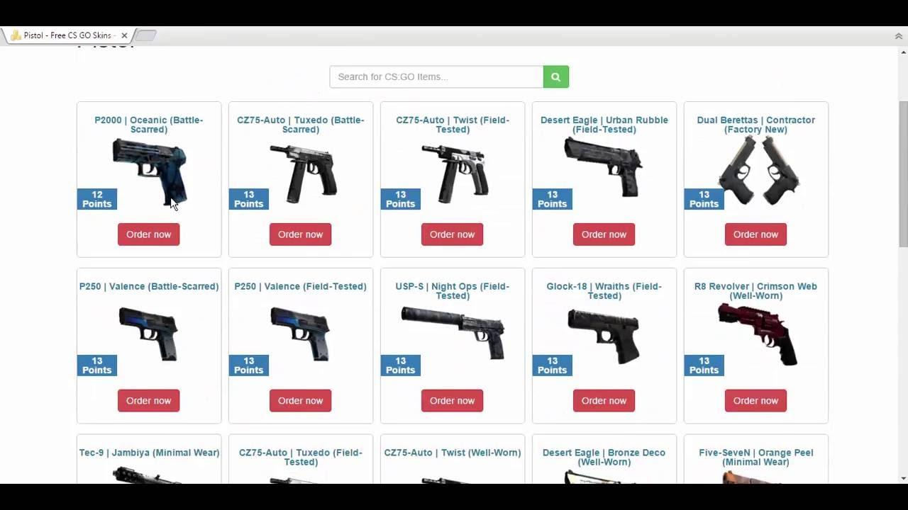Cs Go Waffen Skins Kostenlos