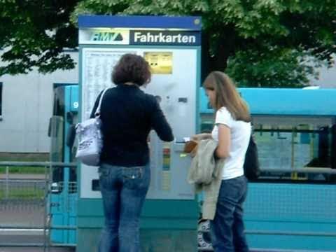 Transporte público / Public transport - Frankfurt am Main
