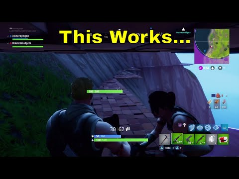Effective Off-Map Strategy – Fortnite Battle Royale