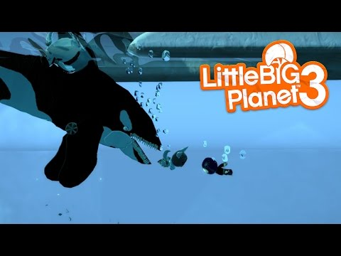 LittleBIGPlanet 3 - Killer Whale Willy [Playstation 4 Gameplay] Mp3