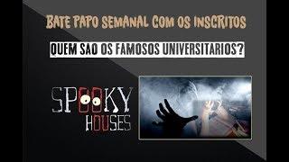 Assunto Spooky Semanal - Quem so os universitrios