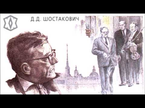 Shostakovich - SUITE FOR TWO PIANOS IN F SHARP MINOR - OP. 6