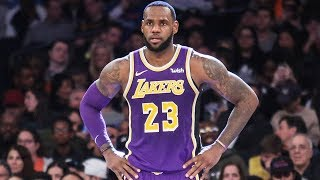Nike Won't Let LeBron Change His Jersey Number! 2019-20 NBA Season